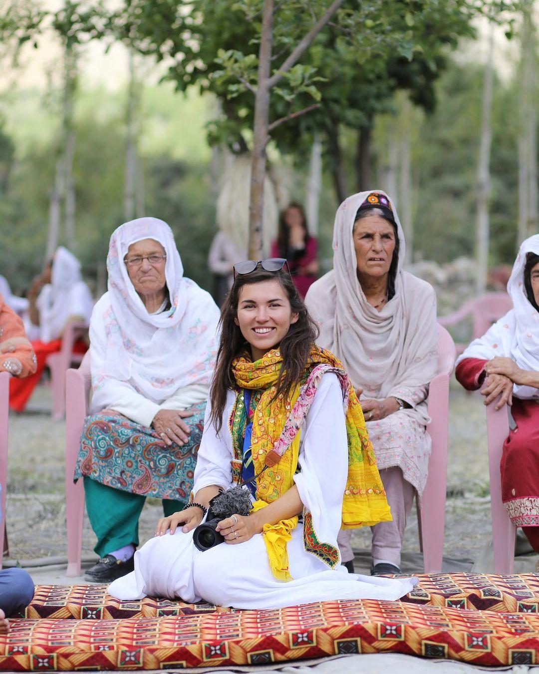 Eva Zub Beck   Gilgit Baltistan   Northern Areas of Pakistan