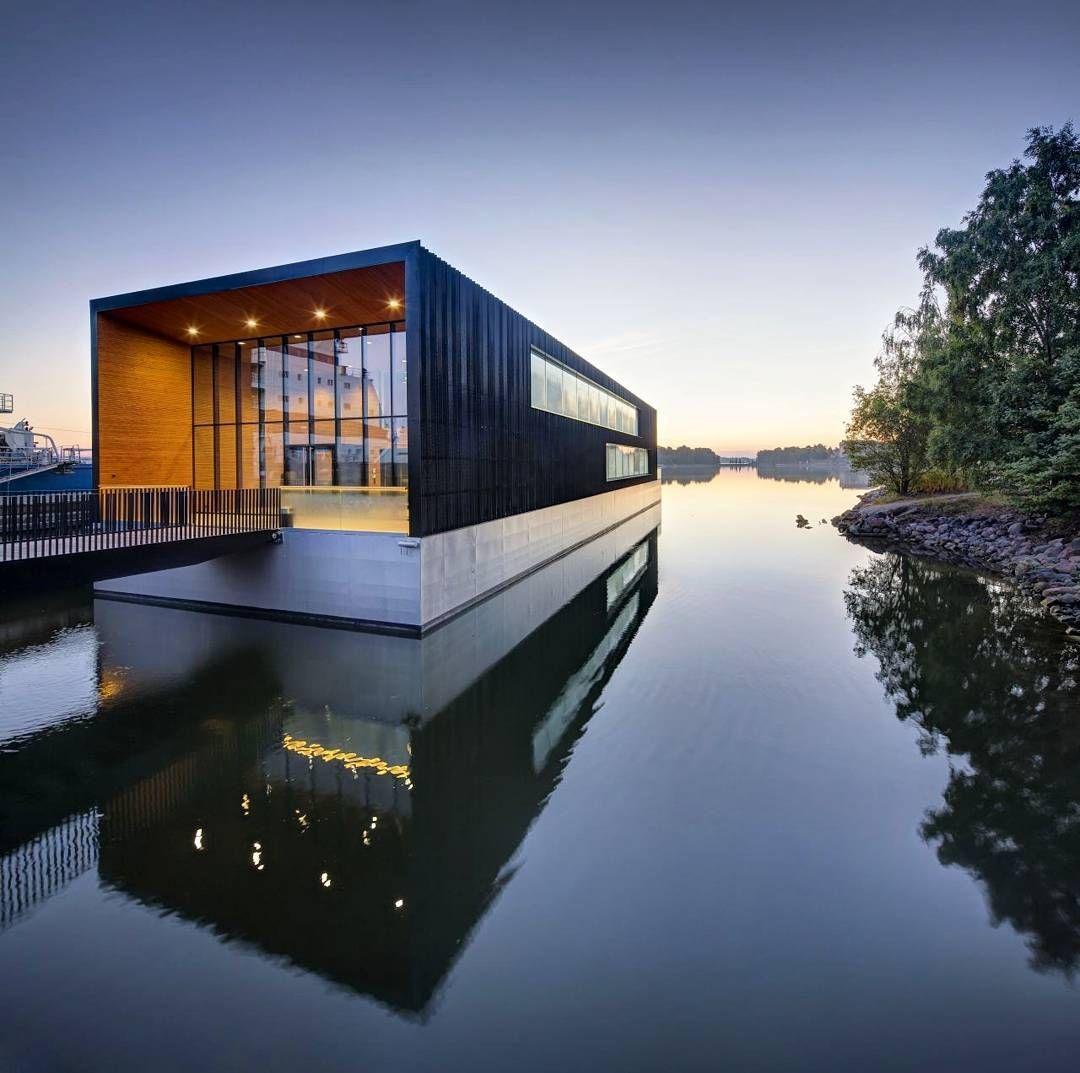 """Arctia Headquarters  K2S architects Helsinki, Finland  #archivalue"""