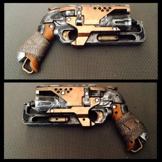 Steam Punk Nerf Gun