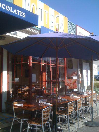 La Bottega Marino In Larchmont Village Los Angeles