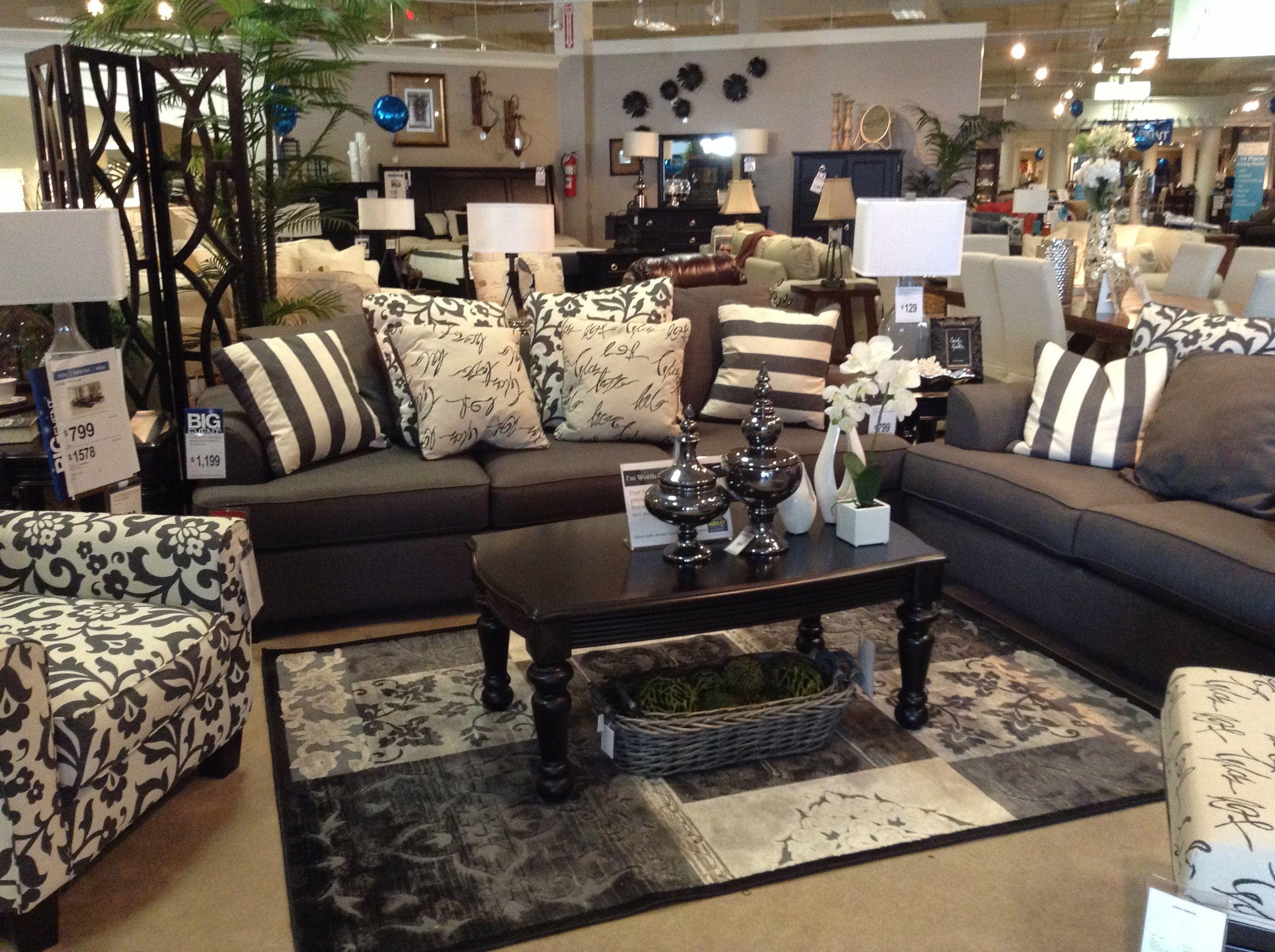 Levon Charcoal Living Room Ideas 2019 Loft Furniture Home
