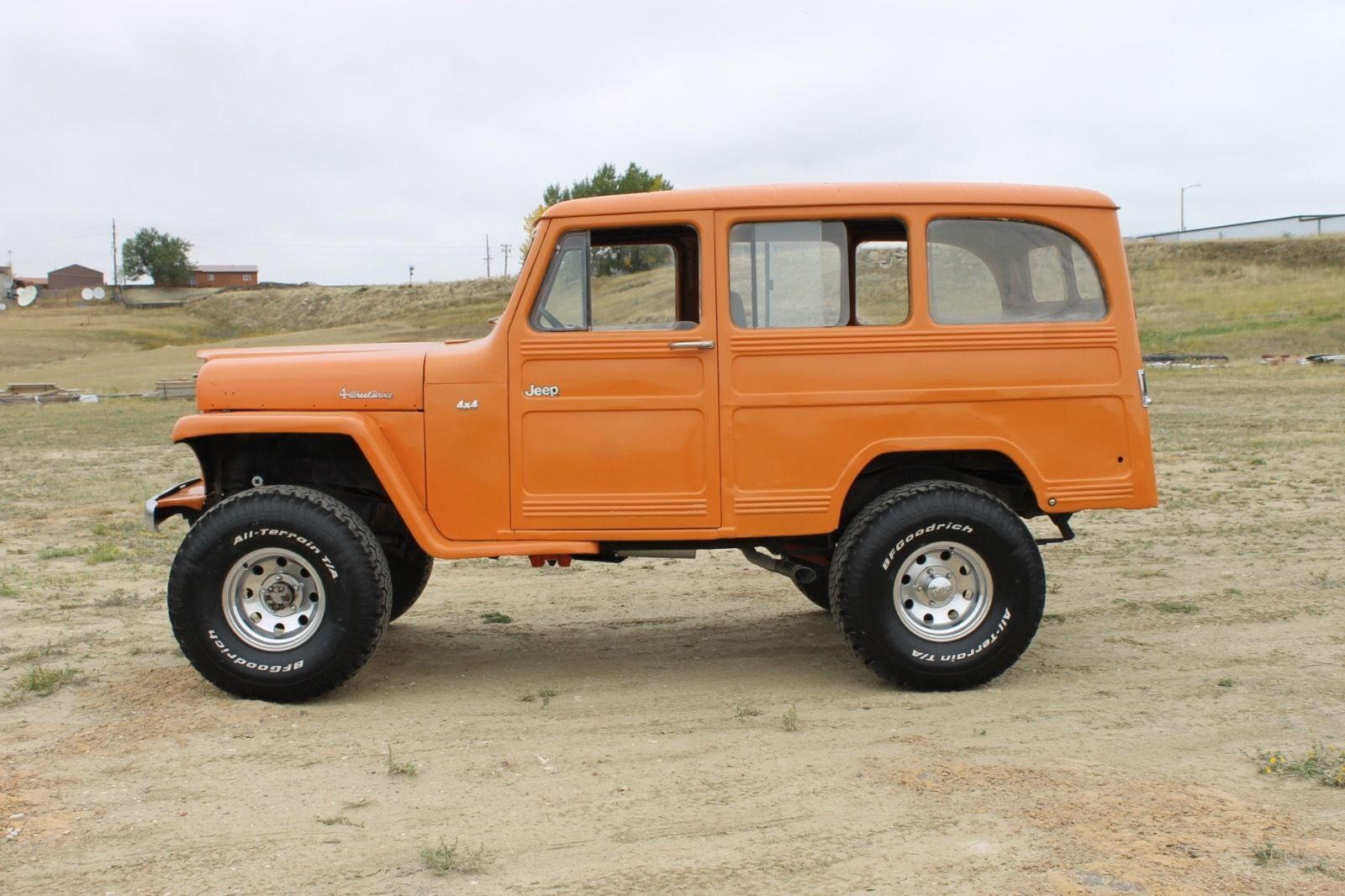 Jeeps For Sale In Md >> Details about 1955 Willys Wagon SVV | willys | Willys wagon, Jeep pickup, Jeep