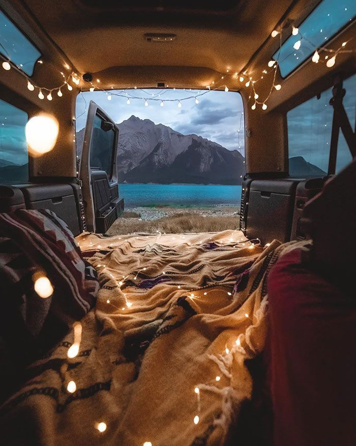 The Inspiring Beauty Of Van Life