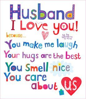 lovely birthday cards for husband Buscar con Google Quotes