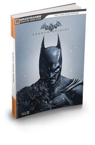 Batman Arkham Origins Signature Series Strategy Guide Bradygames Guides