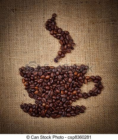 Coffee Beans Photography Căutare Google Coffee Bean Art Burlap Art Coffee Crafts