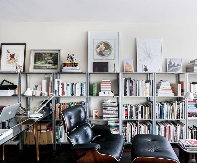 An Eames Lounge Chair By Charles Ray Eames In The London - Eames Chair London