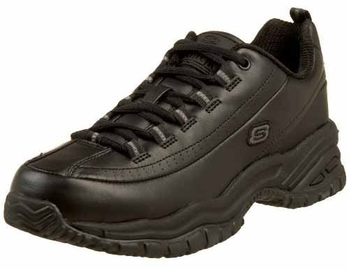 skechers non slip kitchen shoes
