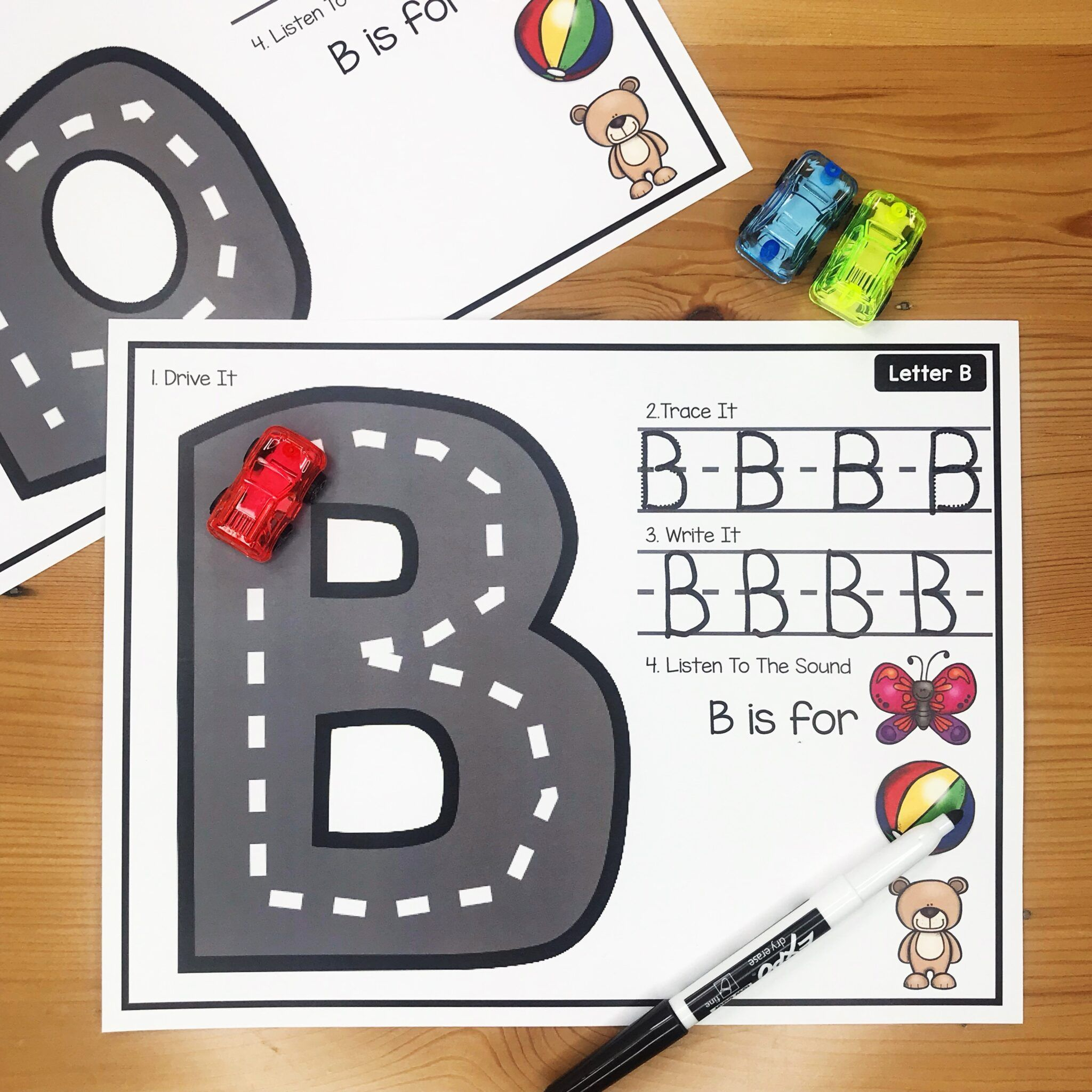 Virtual Hands On Alphabet Mats And Activities