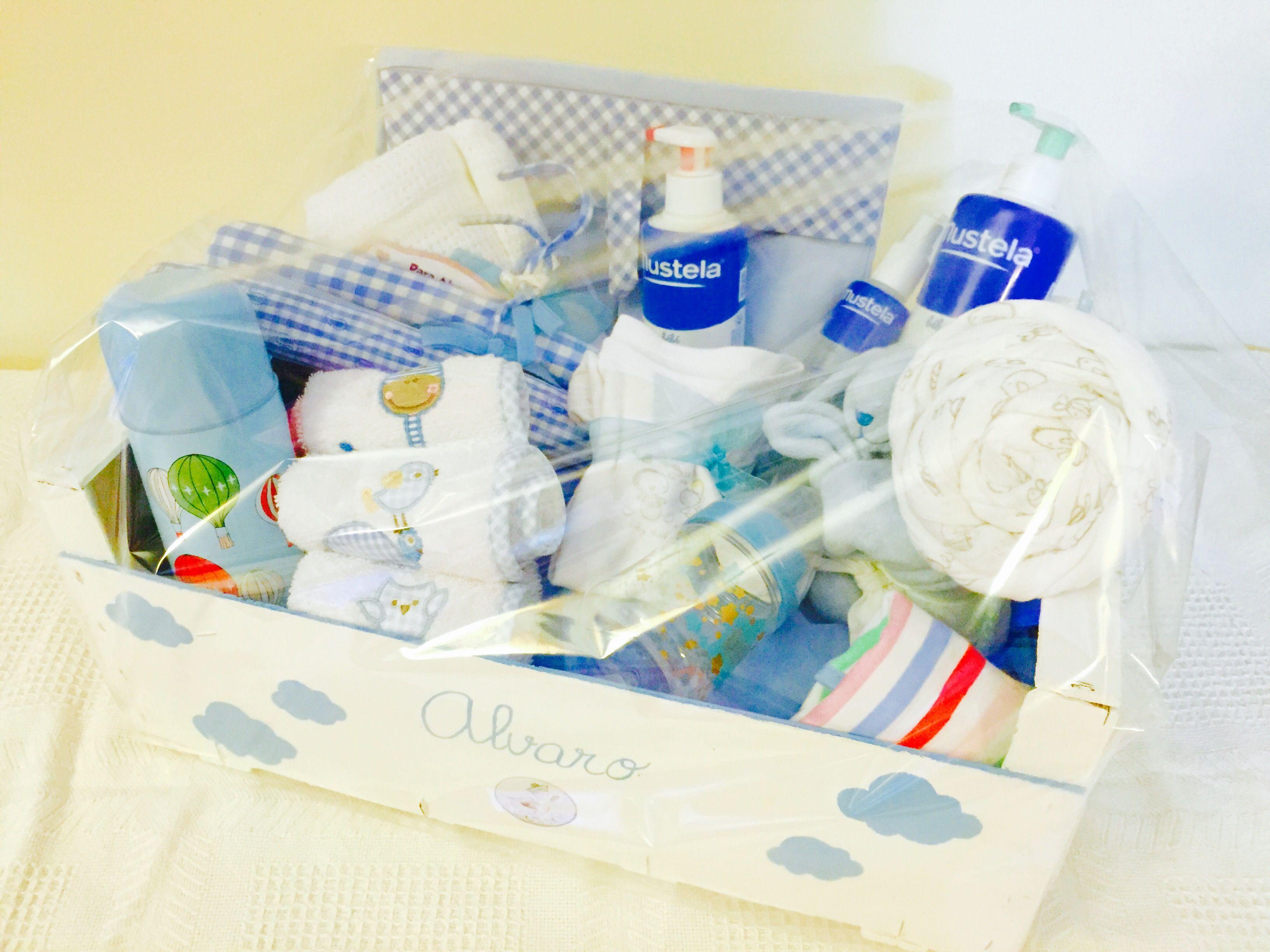 Caja de madera personalizada regalo beb ni o cajas - Cajas decoradas para bebes ...