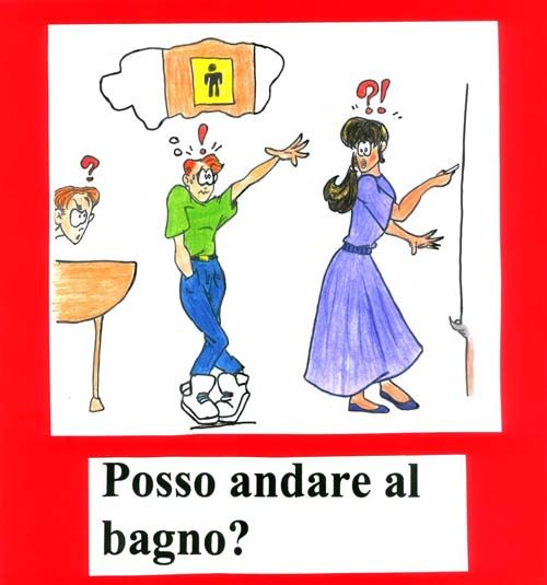 Italian Classroom Expresion Pics Teaching Adventure Learning
