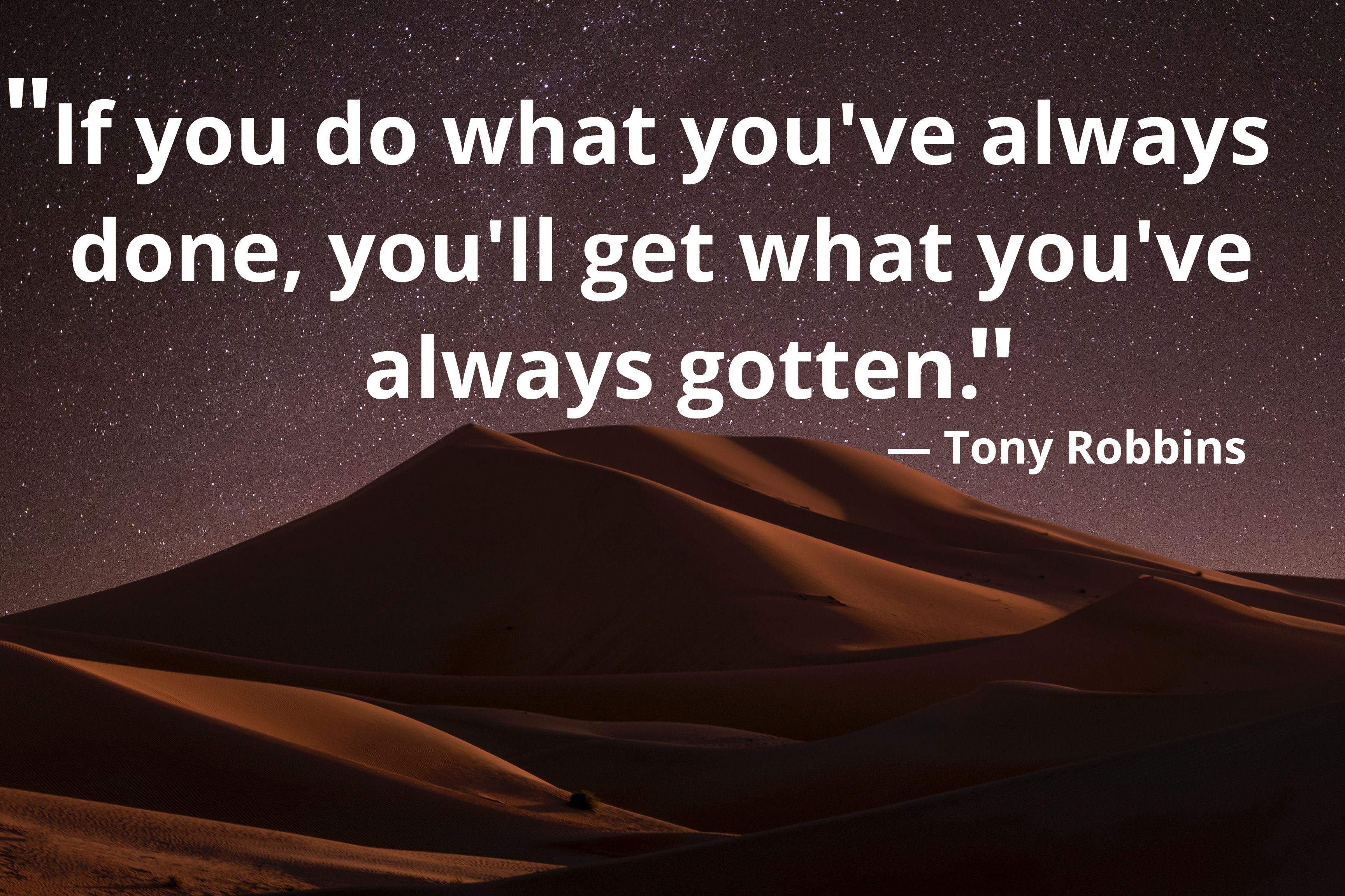 Hope You Enjoy This Week S Quoteoftheweek From Tonyrobbins If