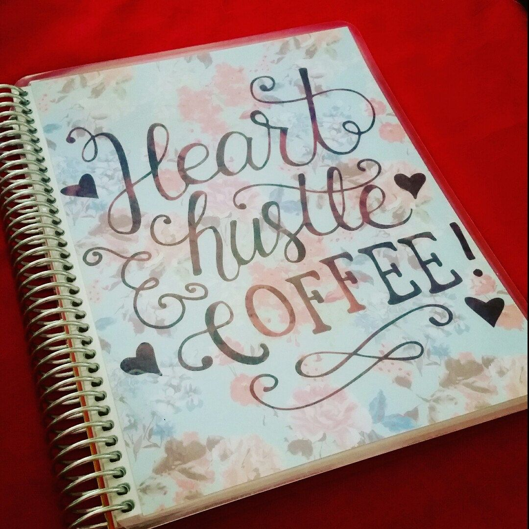 If you're looking for a new cover for your Erin Condren spiral notebooks, my covers fit perfectly!