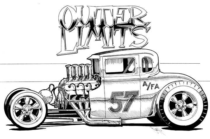 resultado de imagen para logo de rat fink dibujos hot rods rat 1945 Willys Jeep Rat Rod resultado de imagen para logo de rat fink