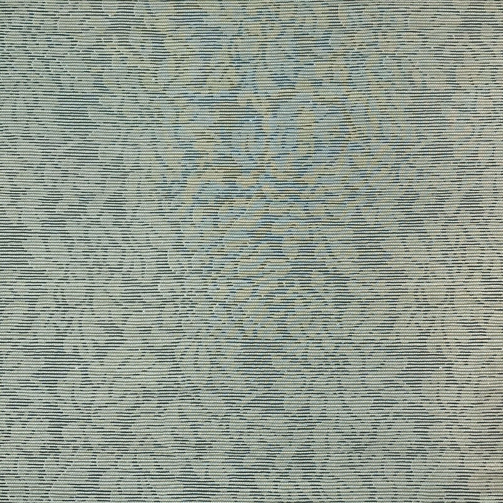 Details about Jaipur Green Floral Stripe Fabric by Jinny