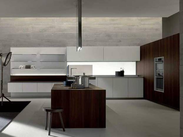 La cucina Icon di Ernesto Meda | Kitchens/Cocinas | Pinterest ...