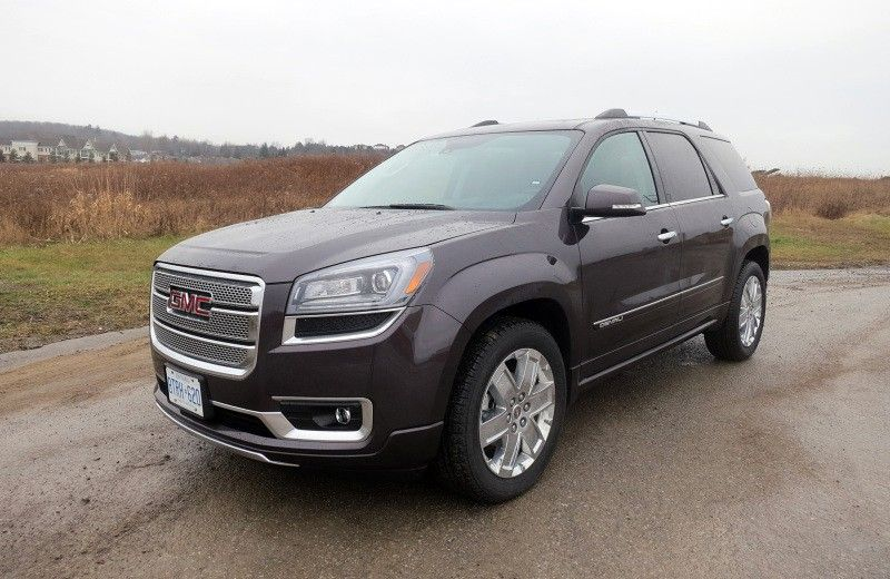 55 Top And Awesome Gmc Acadia Photo Collections Acadia Denali