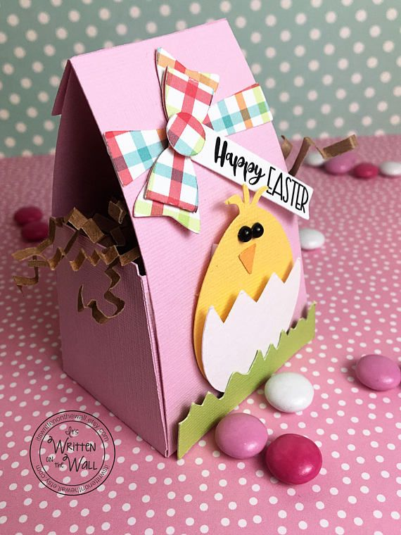 Kit easter chick treat box wraps kids easter basket hershey kit easter chick treat box wraps kids easter basket hershey employee gifts co workers treats office treats teacher place setting easter candy negle