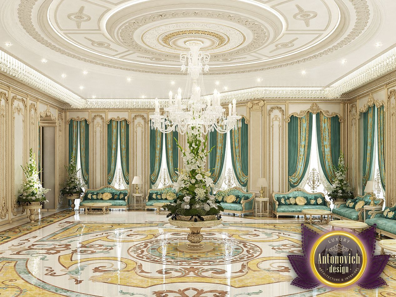 Interior design studio luxury antonovich design offers for International decor uae