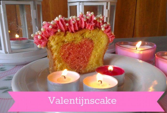 Valentijns-Cake