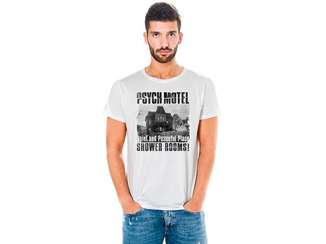 Psycho the right movie, the right T-Shirt! #halloween #tshirt - halloween t shirt ideas