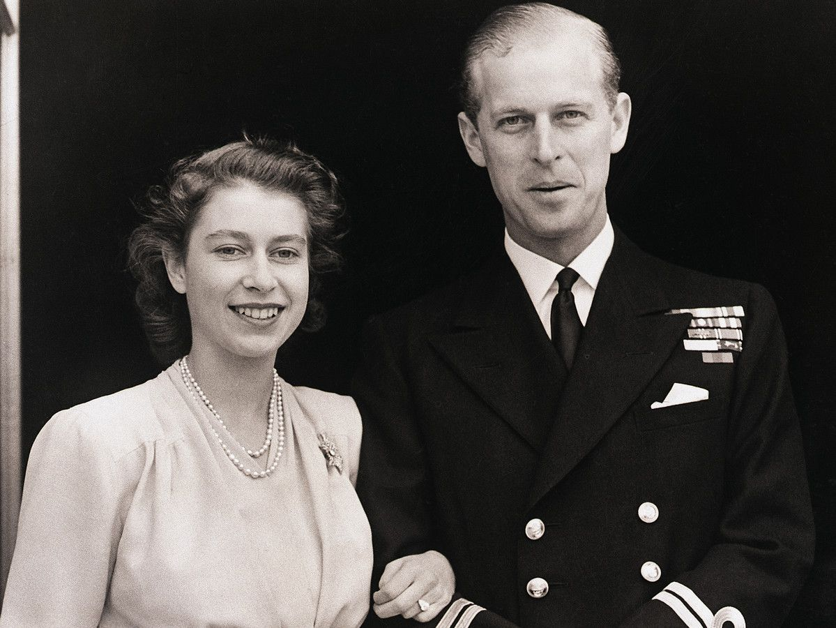 Here's the Sweet Story Behind Queen Elizabeth's Engagement