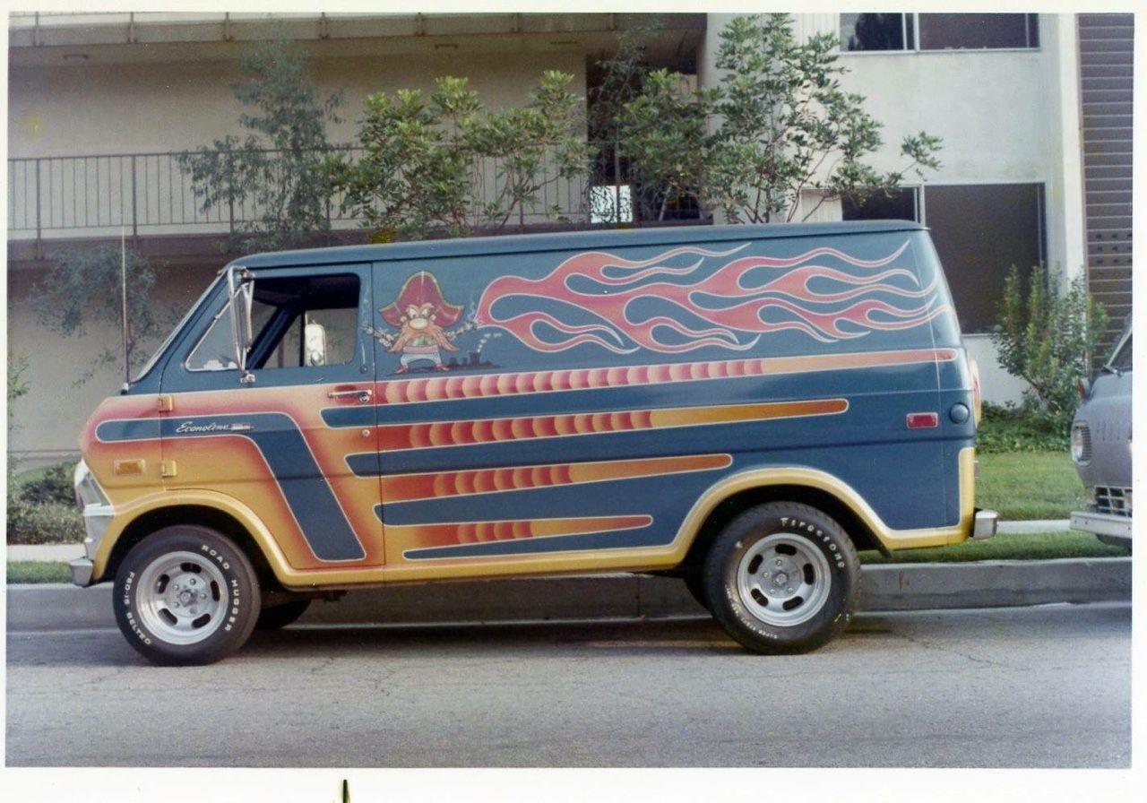 70s Car Culture Photo Lifted Trucks Custom Vans Trucks