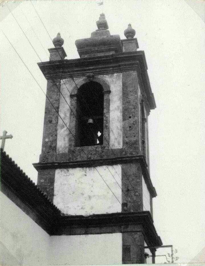 Torre sineira da Igreja de S. Vicente  Guarda
