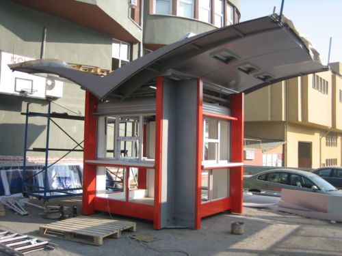 kiosk verkaufsstand imbisswagen imbissstand freshbox kiosk f pan 12 fast food pinterest. Black Bedroom Furniture Sets. Home Design Ideas