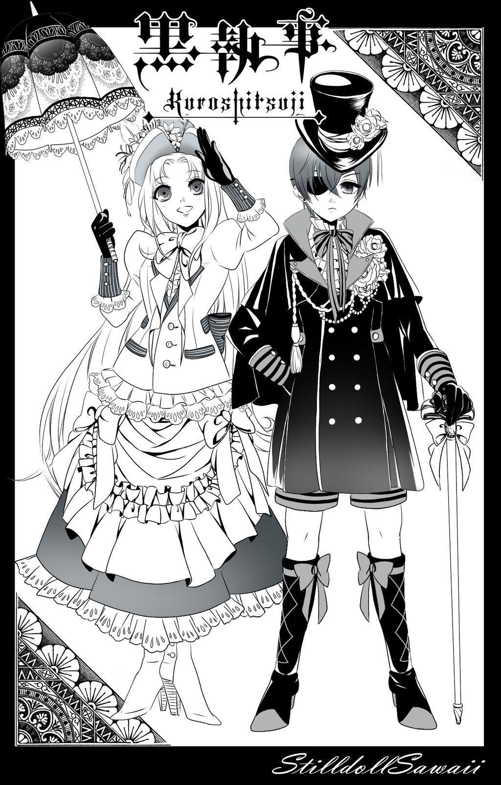 Anime Victorian Era Girl Anime Victorian Lady Woman Anime