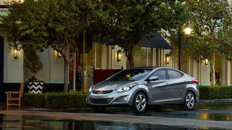 2015 Hyundai Elantra Photo Gallery Interior & Exterior