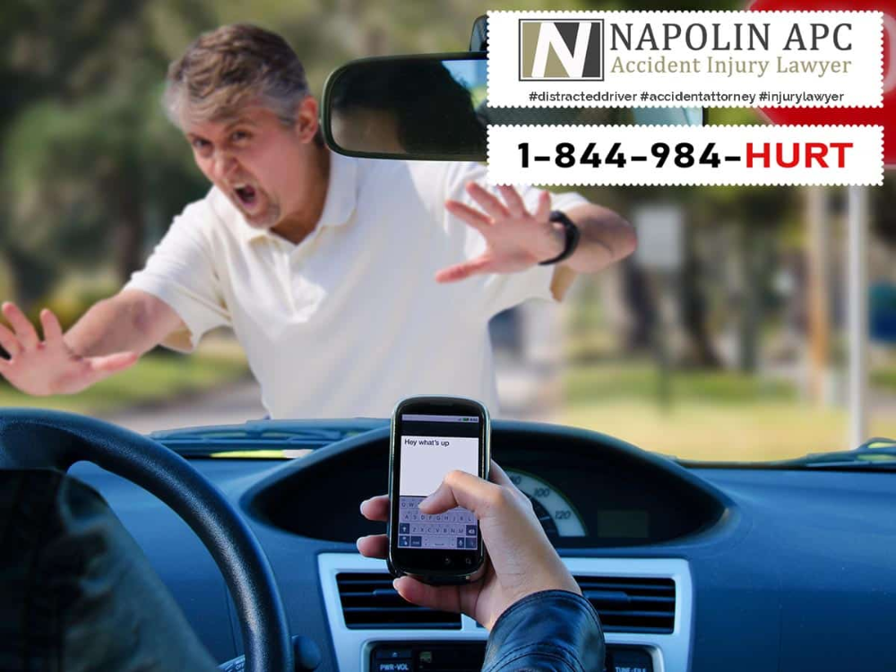 Best Distracted Driver Victim Accident Attorneys In 2020 Distracted Driving Accident Injury Lawyer