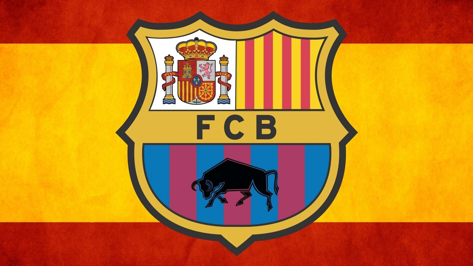 Barcelona Football Club Logo Spain Catalan HD Wallpaper Picture