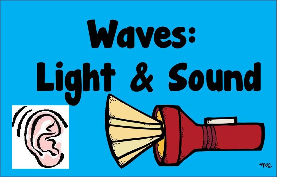 NGSS 1st grade Waves Light and Sound Ngss
