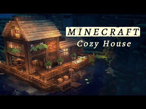 4 Minecraft Riverside Cottage Youtube In 2020 Cute Minecraft Houses Minecraft Cottage Minecraft Designs
