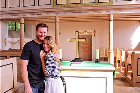 Dale Earnhardt Jr. Engaged to Amy Reimann: See Her Ring! - Us Weekly Congrats to them