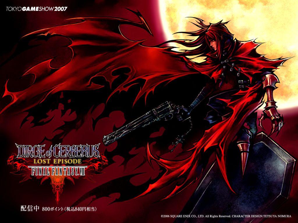 Unduh 990+ Final Fantasy Wallpaper Vincent Gratis Terbaru