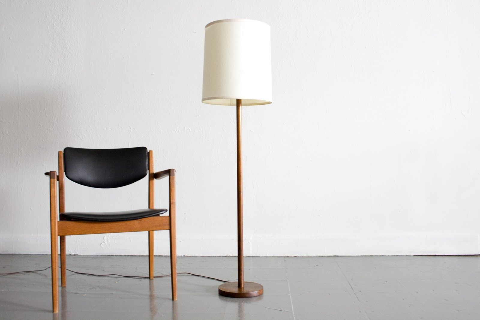 Happy duo abode pinterest walnut floors floor lamp and mid why is it so hard to find such a simple basic nice looking floor lamp geotapseo Gallery
