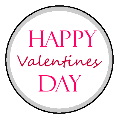 image relating to Happy Valentines Day Printable named Delighted Valentines Working day 1.2\