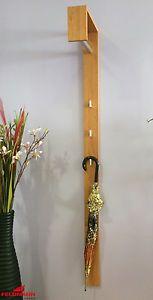 Garderobe Paneel Wandgarderobe Garderobenpaneel Erle Neu D 03