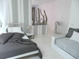 chambre grise et blanche moderne - Recherche Google | Chambre 5 ...