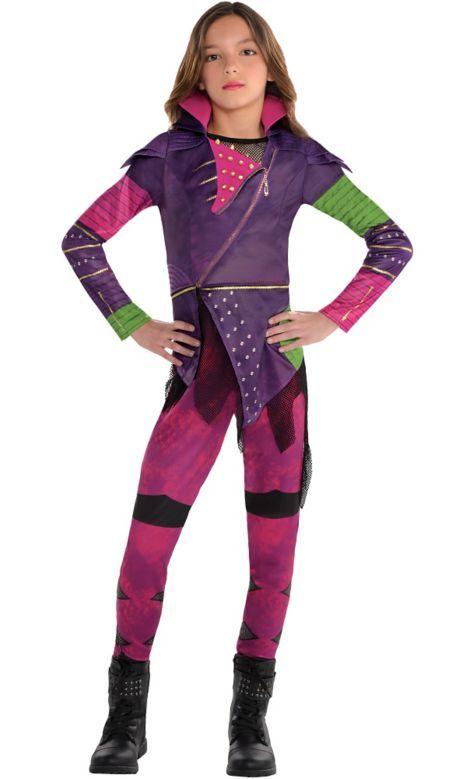 Girls Mal Costume - Disney Descendants - Party City | Holiday's ...