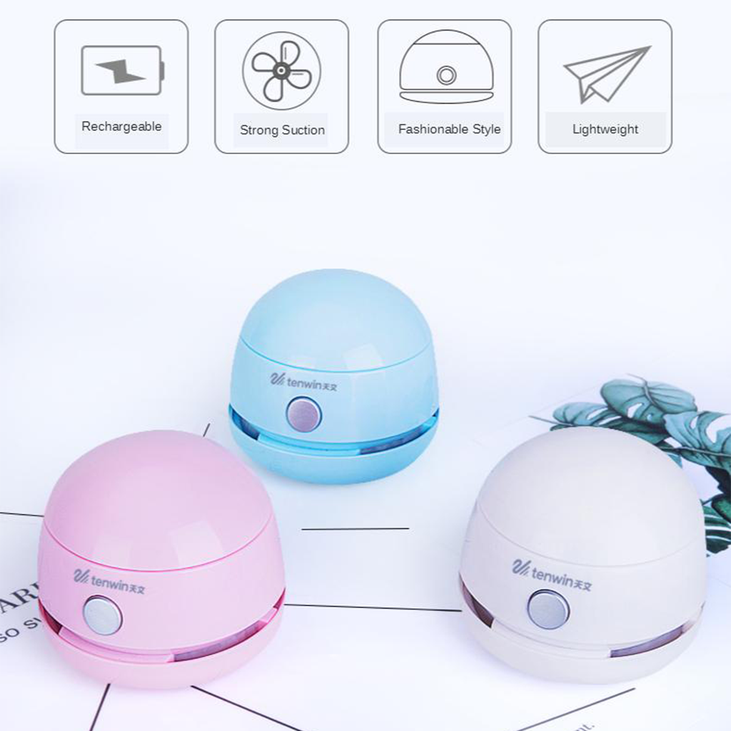 Creative Smart Home Desk Electric Vacuum Cleaner Kids Room