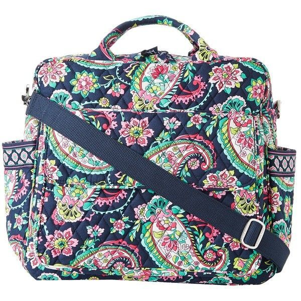 Vera Bradley Convertible Baby Bag 830 Gtq Liked On Polyvore Featuring Bags Handbags Kids Accessories Diaper Petal Paisley