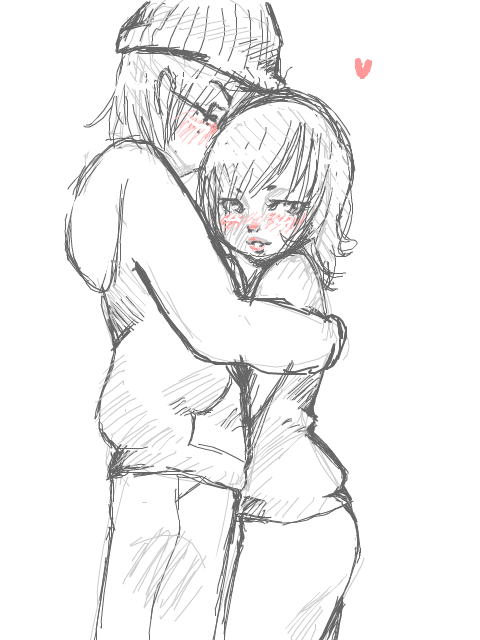 Anime Sketches Anime Couples Kissing Sketches Beauty Is In The