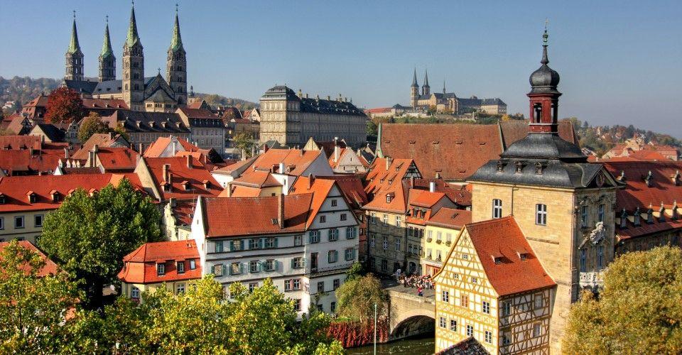 Bamberg: Eine Stadt hat sich ihr mittelalterliches Erbe bewahrt