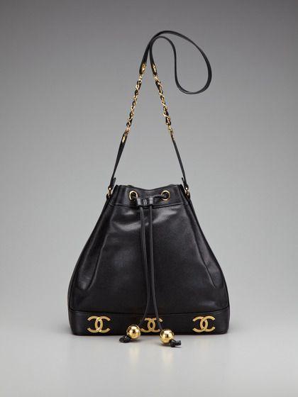 Chanel Bucket Bag circa 1996