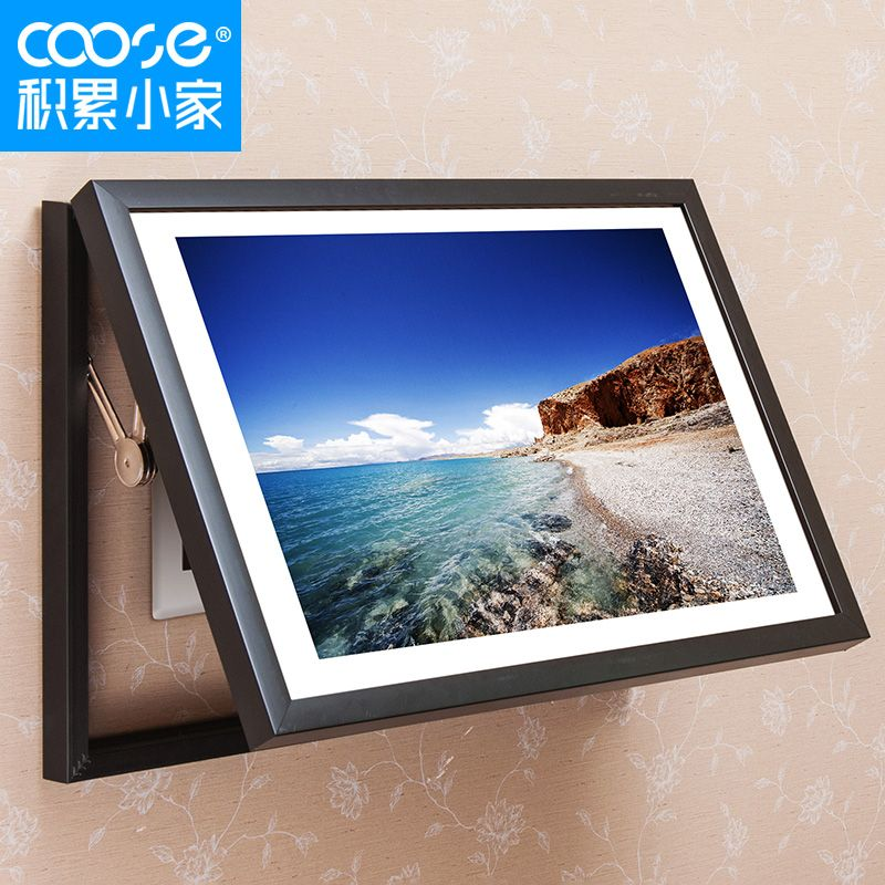 Decorative Electrical Box Covers Accumulation Of Small House Creative Meter Box Distribution Box