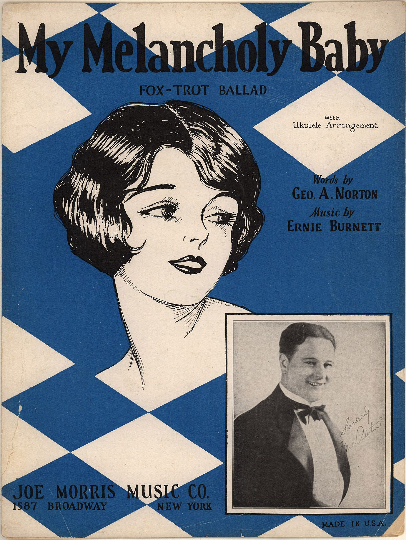 Part Of My Personal Collection Of Vintage Sheet Music My