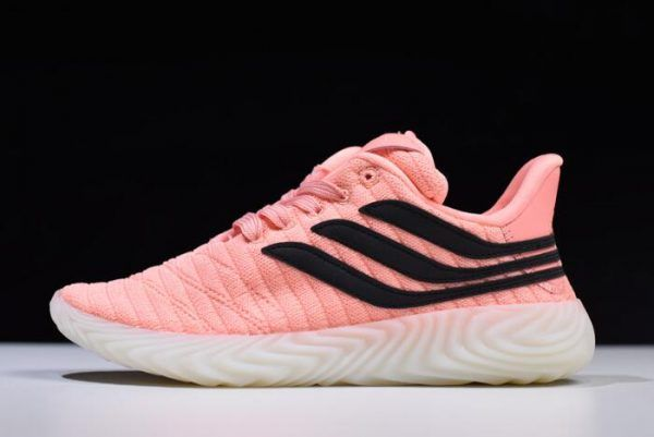 70bb929c4ccf8 Womens adidas Sobakov Pink Black AQ1146 For Sale